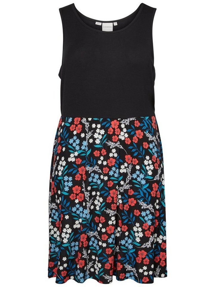 NU 21% KORTING: Junarose Mouwloze jurk multicolor