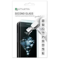 4smarts folie »second glass voor apple iphone« wit
