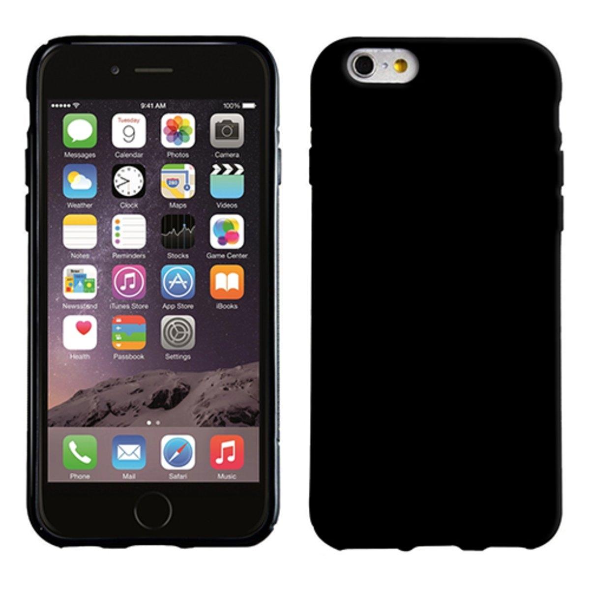 Pedea gsm-hoesje »Soft TPU Case (glatt) voor Apple iPhone 6/ 6S« goedkoop op otto.nl kopen