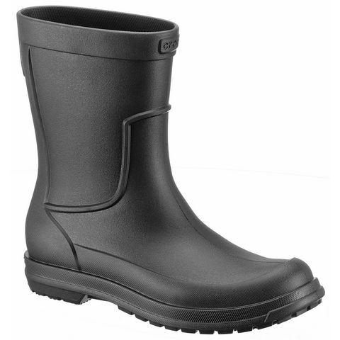 Crocs Laarzen Heren Black-Black AllCast Rain