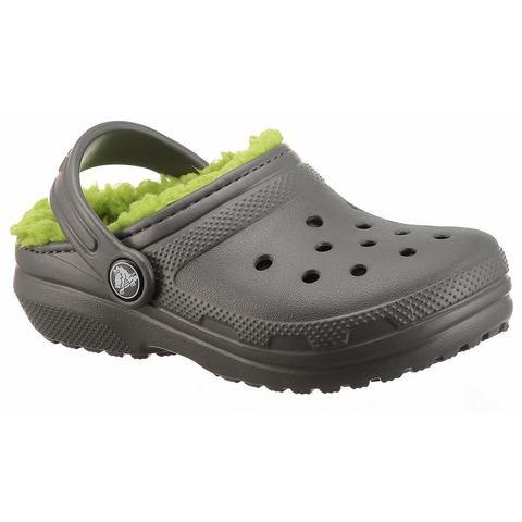 NU 20% KORTING: Crocs clogs Classic Lined Clog K