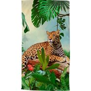 good morning strandlaken jungle droogt snel (1 stuk) multicolor