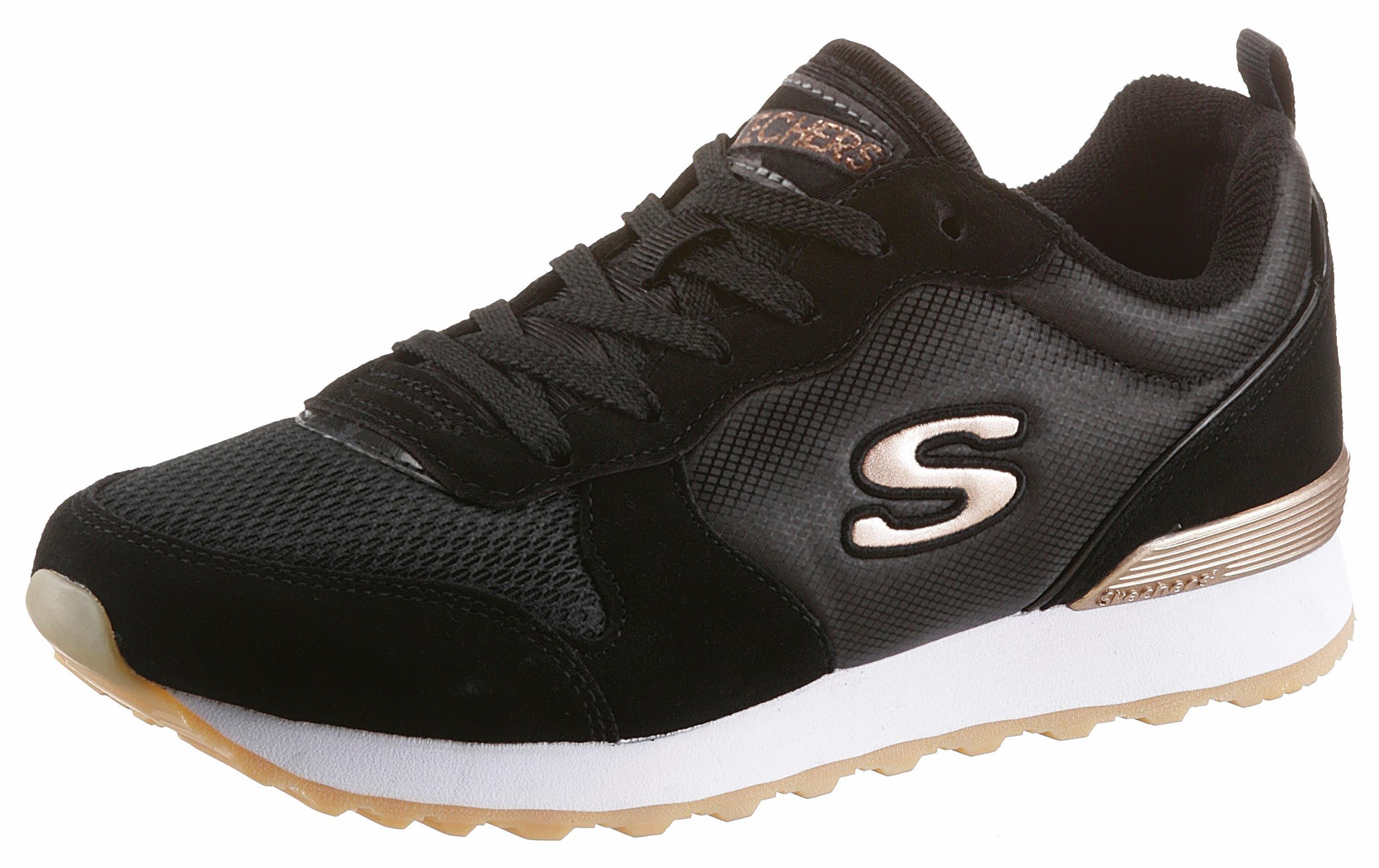 Skechers sneakers GoldN Gurl met memory foam voordelig en veilig online kopen