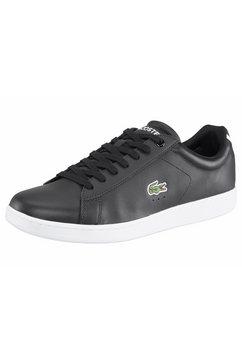 lacoste sneakers »carnaby evo bl 1 spm« zwart
