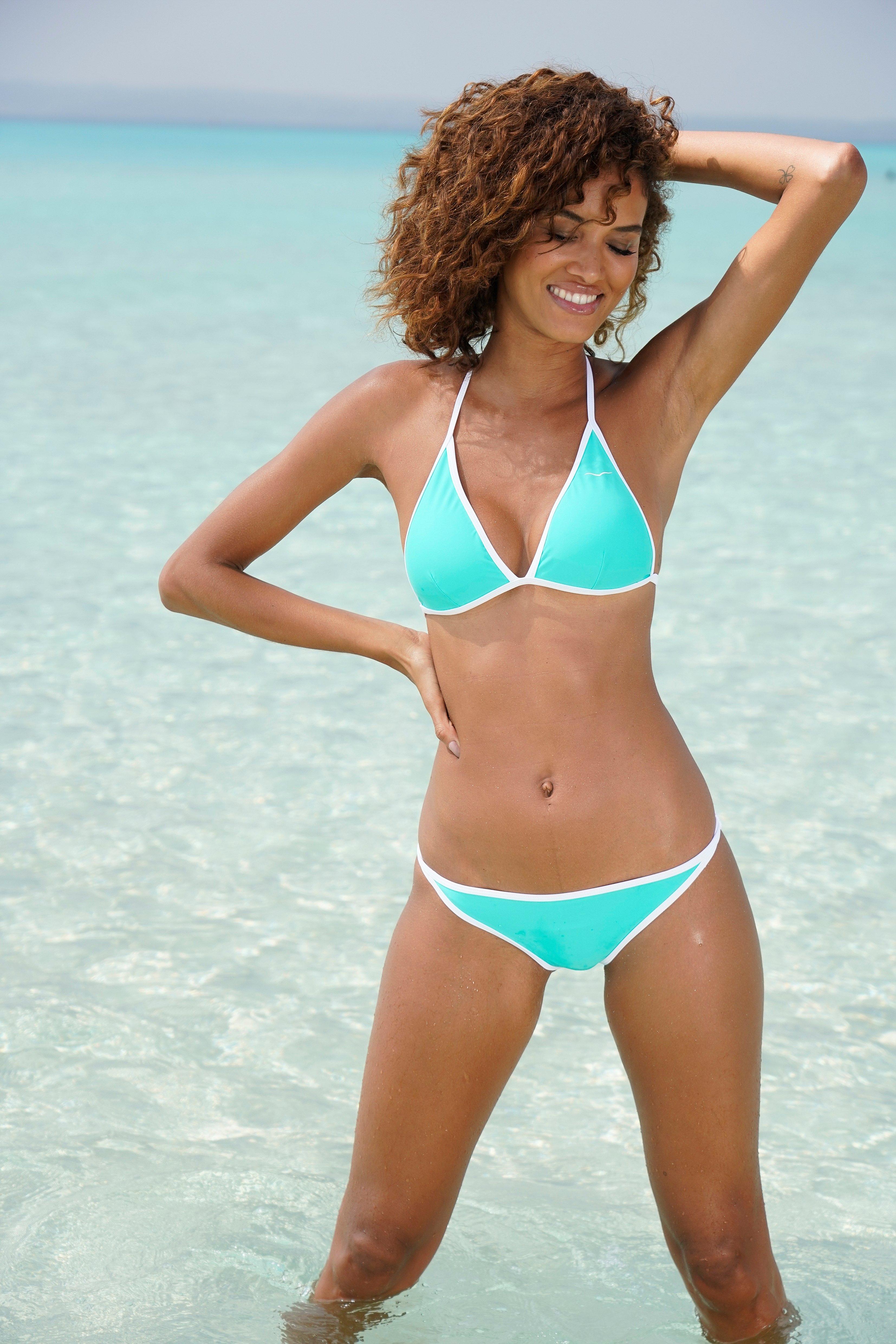 Op zoek naar een Venice Beach bikinibroekje L.A. met contrast-piping? Koop online bij OTTO