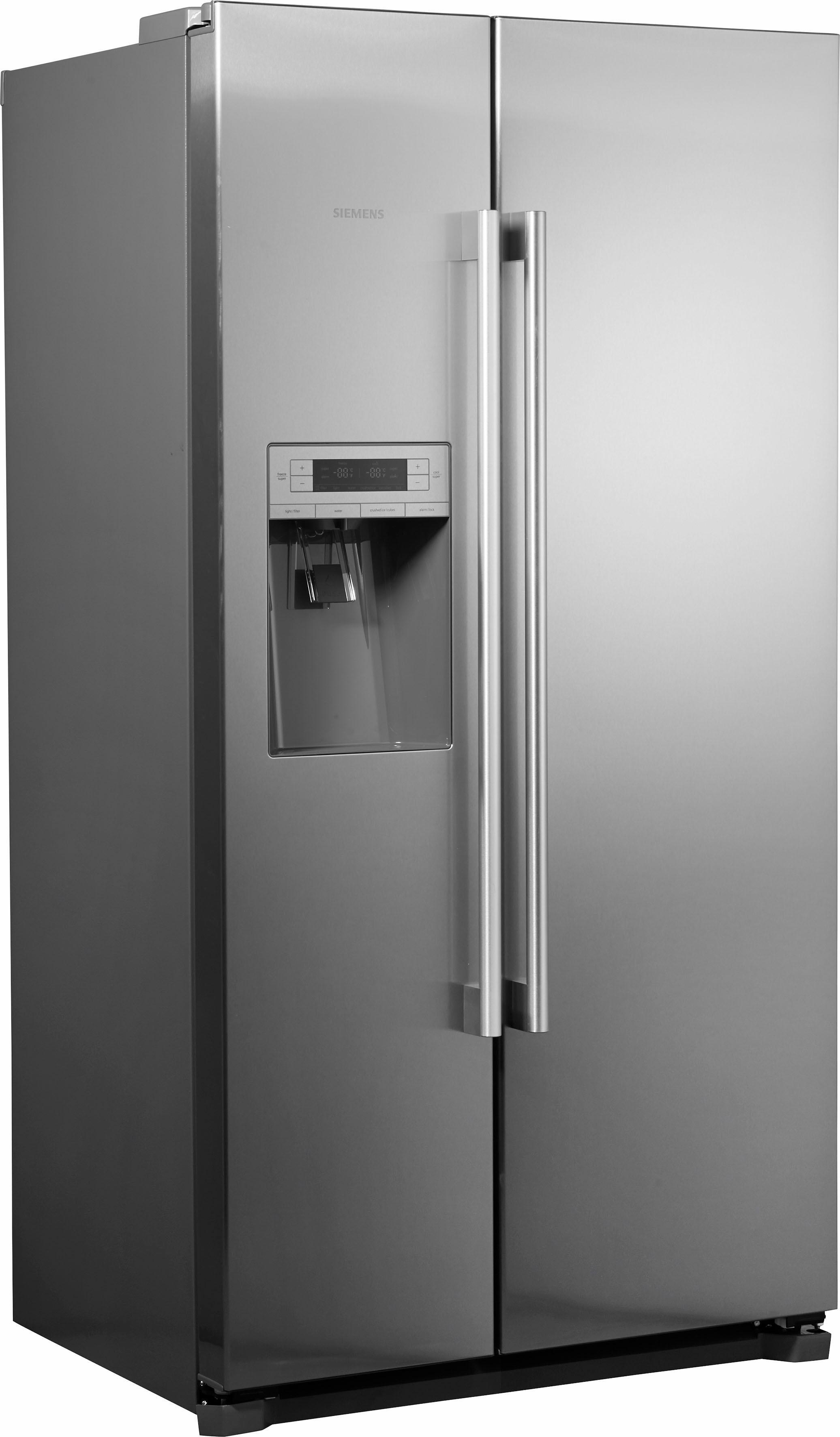 Siemens side-by-side-koelkast KA90DAI30, A++, 177 cm hoog, No Frost in de webshop van OTTO kopen