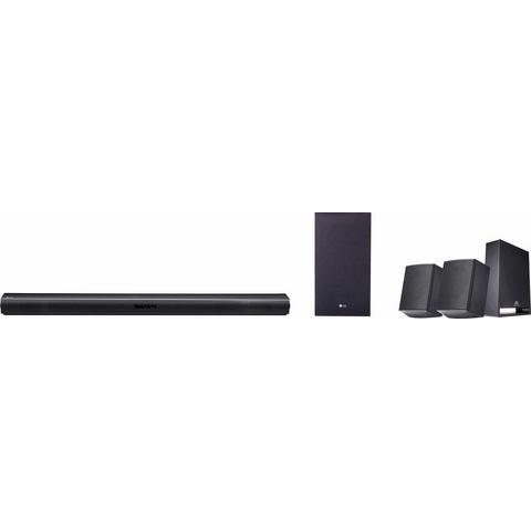 LG SJ4R soundbar met Bluetooth