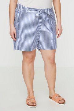 Gestreepte Shorts