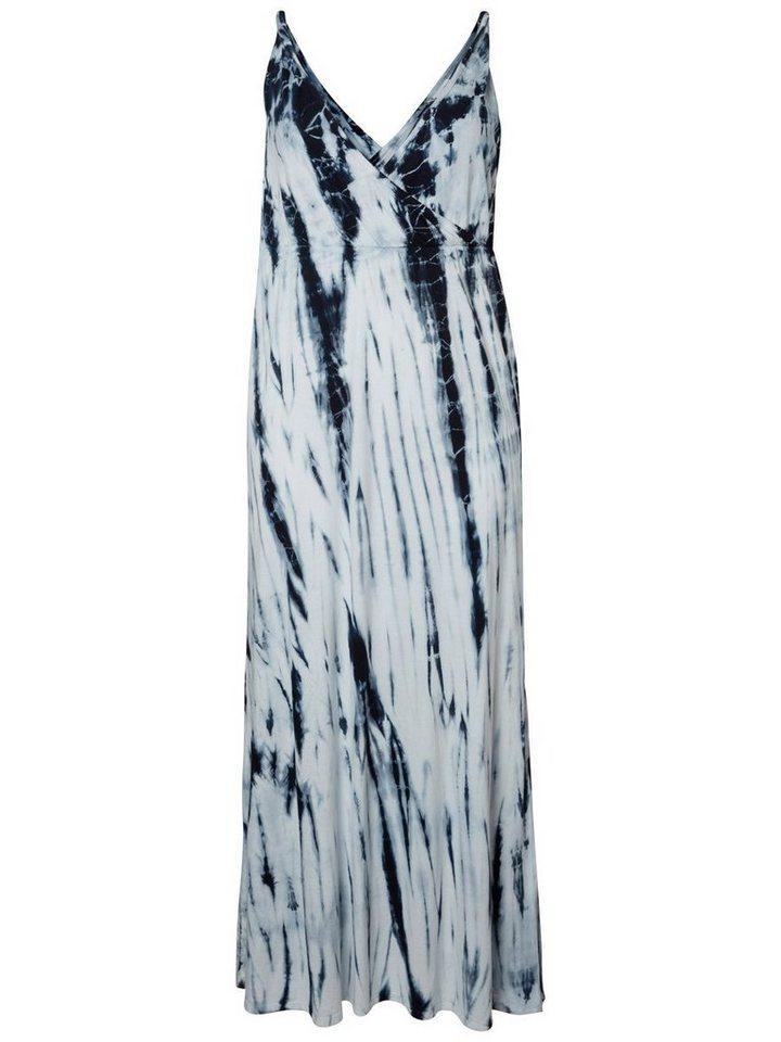 Junarose Tie-dye Maxi jurk multicolor