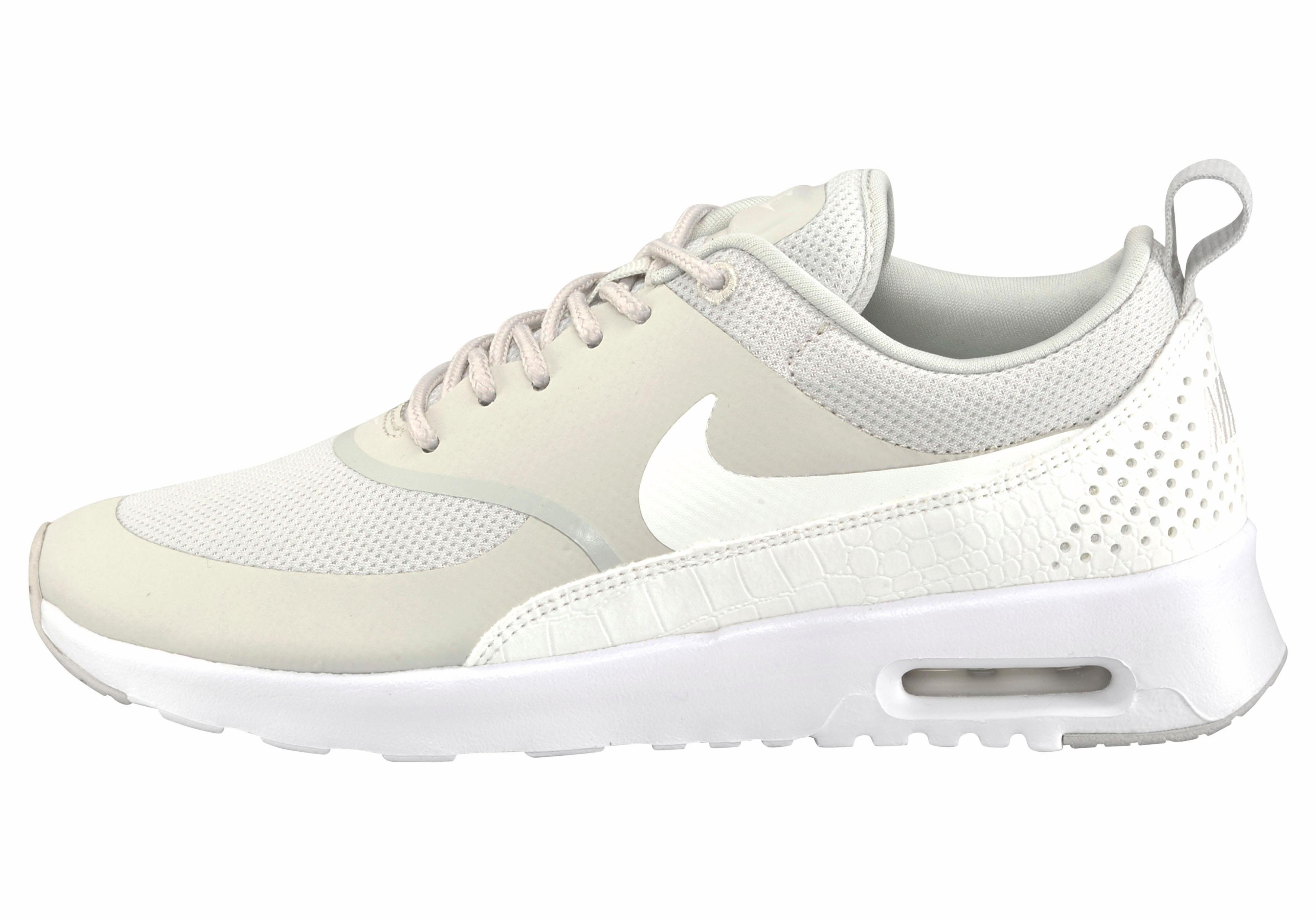 new product 04e2f 14a1f nike sportswear sneakers »air max thea« wit