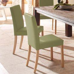 "home affaire stoel ""nina"" groen"
