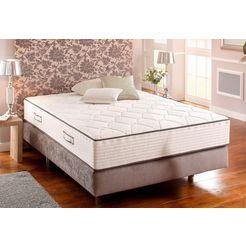 breckle comfortschuimmatras double comfort hoogte 30 cm wit