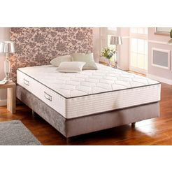 gelschuimmatras, »high comfort«, breckle, 30 cm hoog, dichtheid: 28 wit