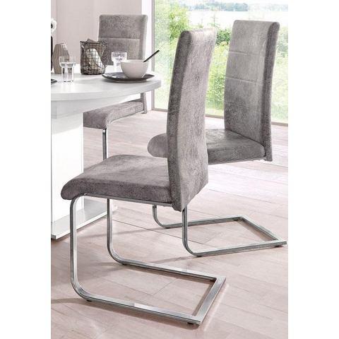 Vrijdragende stoel (set van 2)
