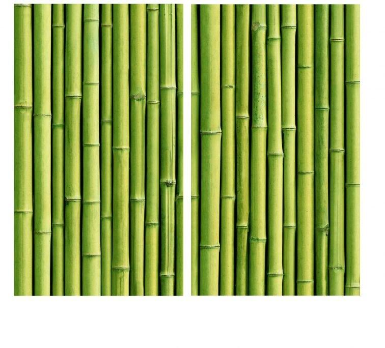 Wall-Art kookplaatdeksel Keuken kookplaatafdekblad bamboe (set, 2-delig) in de webshop van OTTO kopen