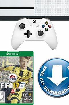 S 500 GB + Fifa 17 (DLC) + Forza Horizon 3, 4K Ultra HD