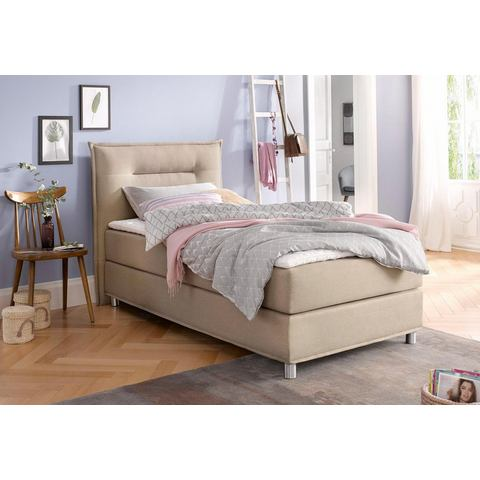 MAINTAL Boxspring incl. topper