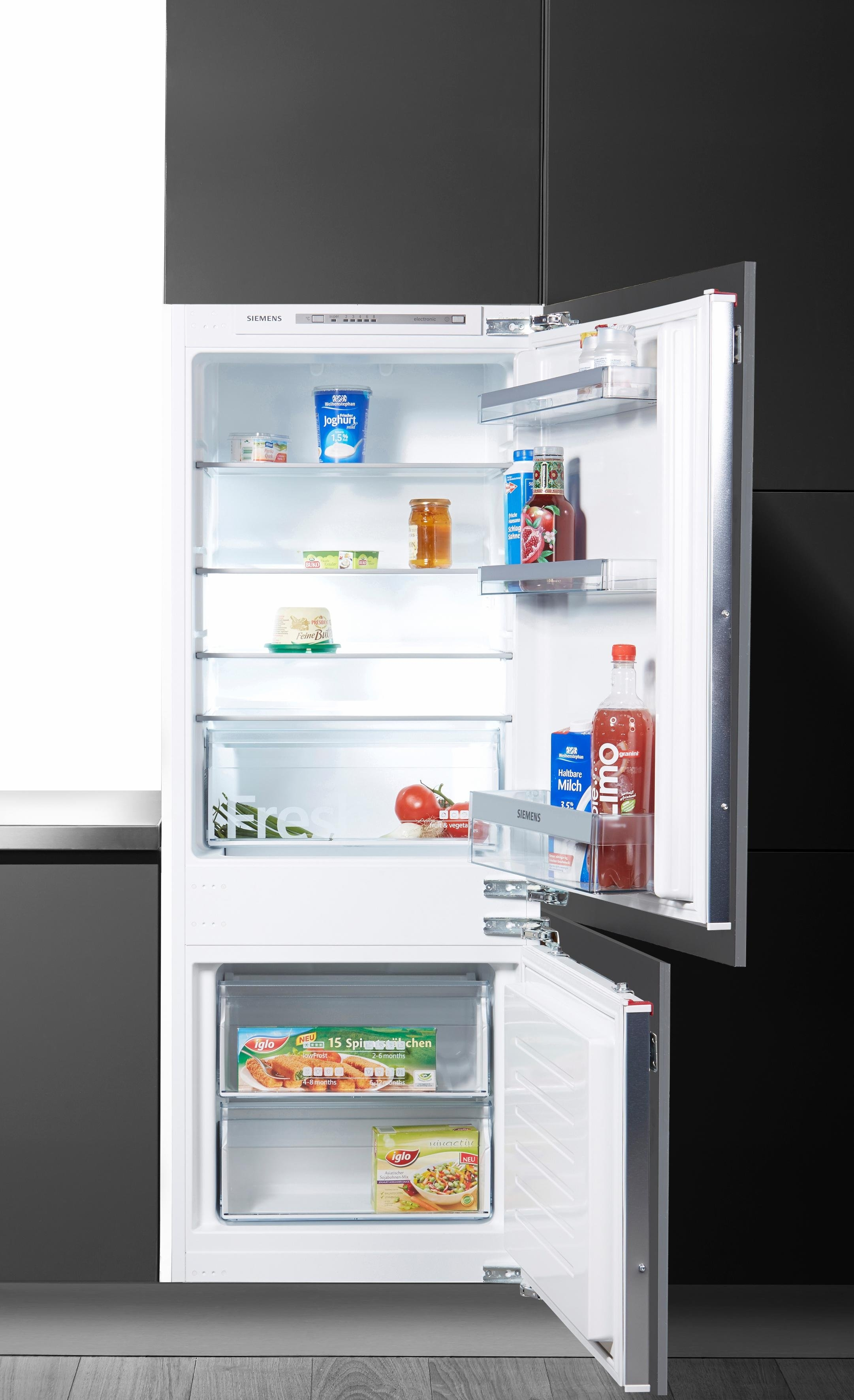 Siemens inbouw-koel-vriescombinatie KI67VVF30, energieklasse A++, 144,6 cm hoog veilig op otto.nl kopen