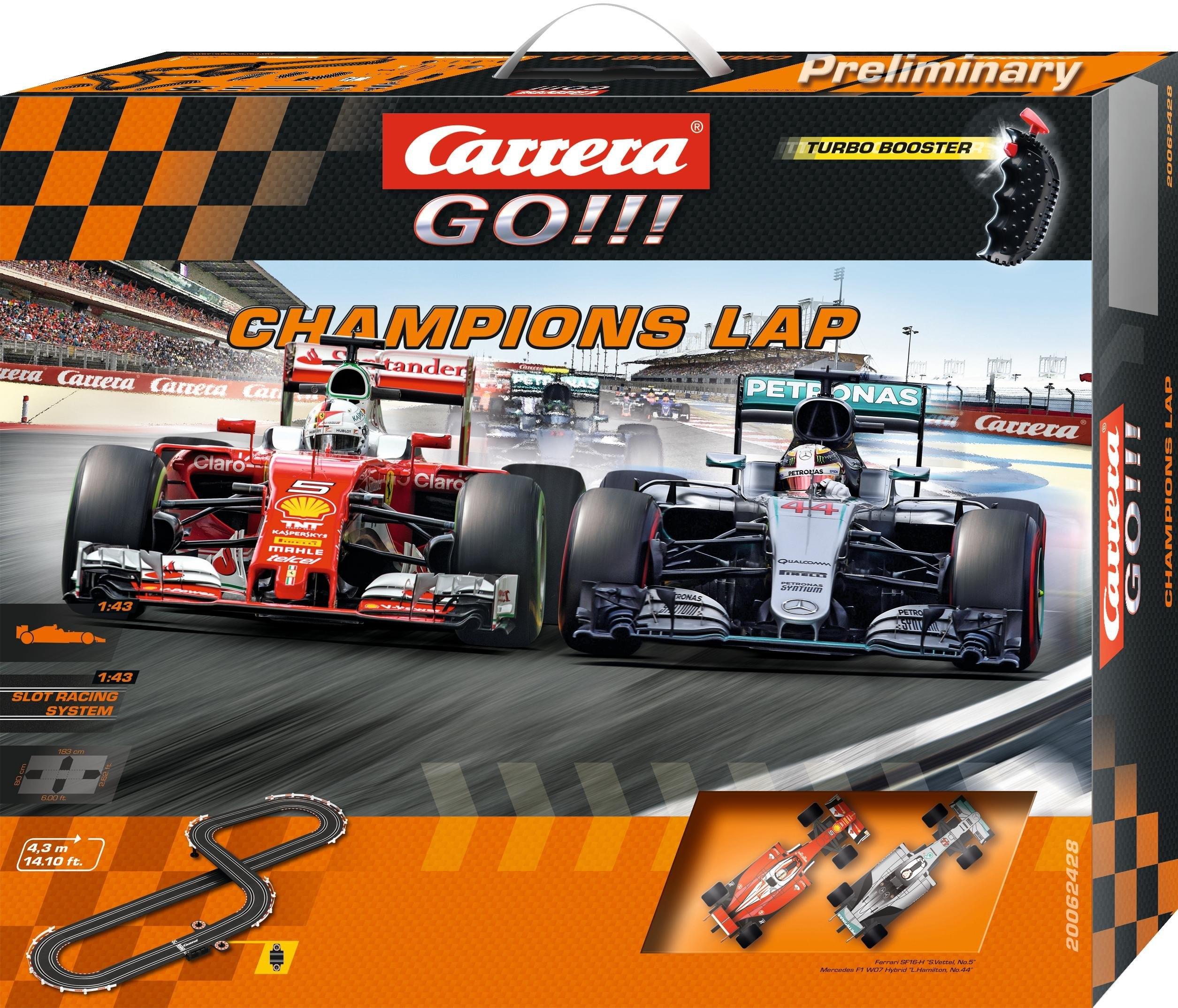 Carrera racecircuit, »Carrera® GO!!! Champions Lap« goedkoop op otto.nl kopen