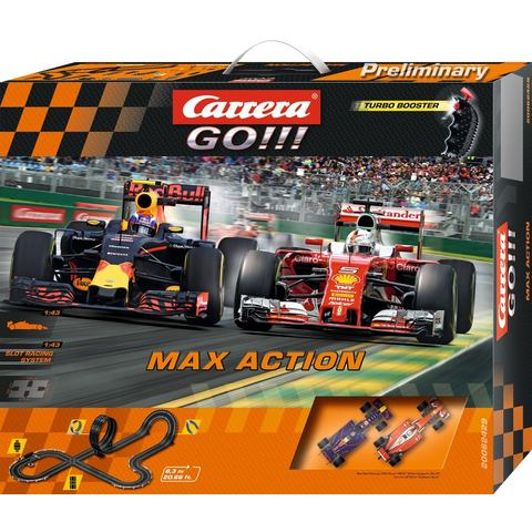 CARRERA racecircuit, Carrera® GO!!! Max Action