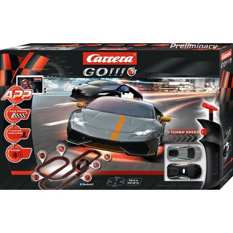 CARRERA racecircuit, Carrera GO!!! Plus Night Chase