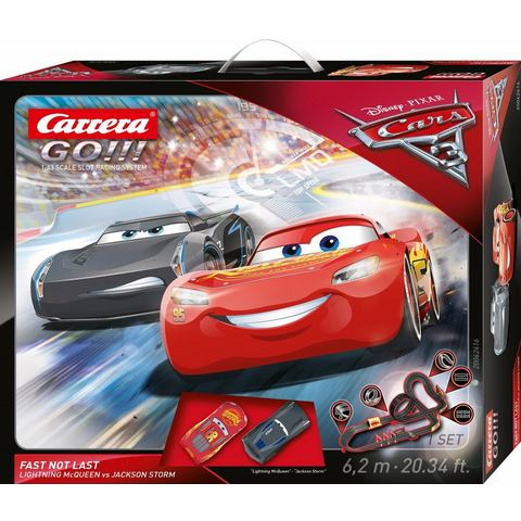 CARRERA racecircuit, Carrera® GO!!! DISNEY/Pixar Cars 3 Fast not Last