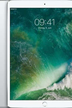 iPad Pro, 10,5 inch, wifi + cellular 256 GB