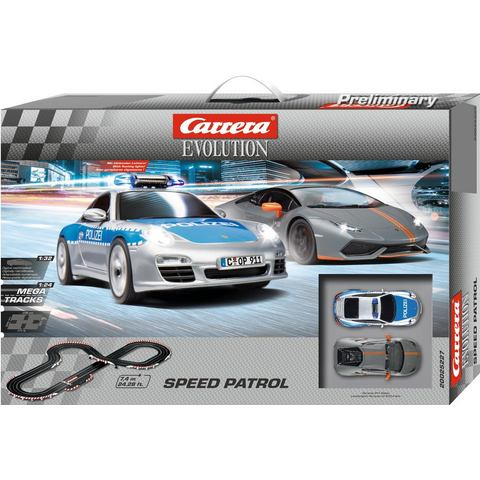 CARRERA racecircuit, Carrera® Evolution Speed Patrol