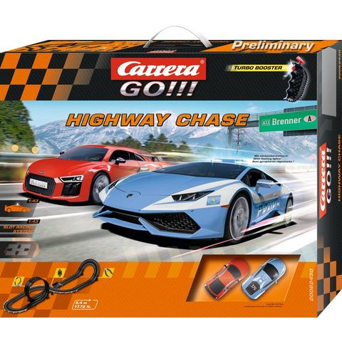CARRERA racecircuit, Carrera® GO!!! Highway Chase