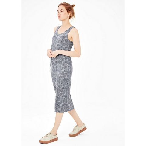 s.Oliver RED LABEL Maxi-jurk met all-over print
