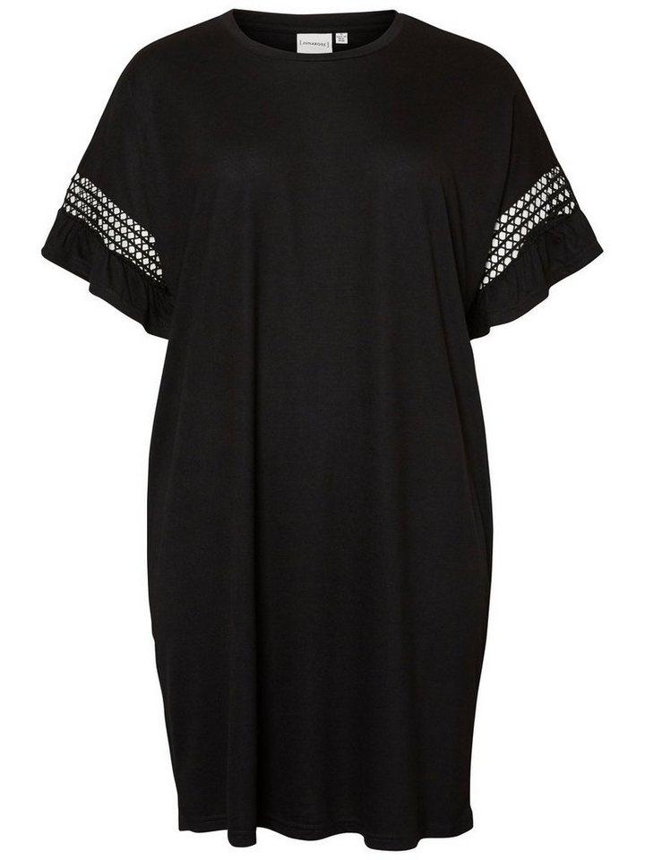 Junarose jurk zwart