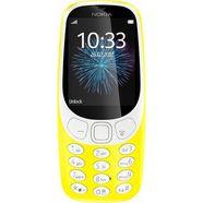 nokia 3310 retro dual sim gsm, 6,1 cm (2,4 inch) display, nokia s30+, 2,0 megapixel geel