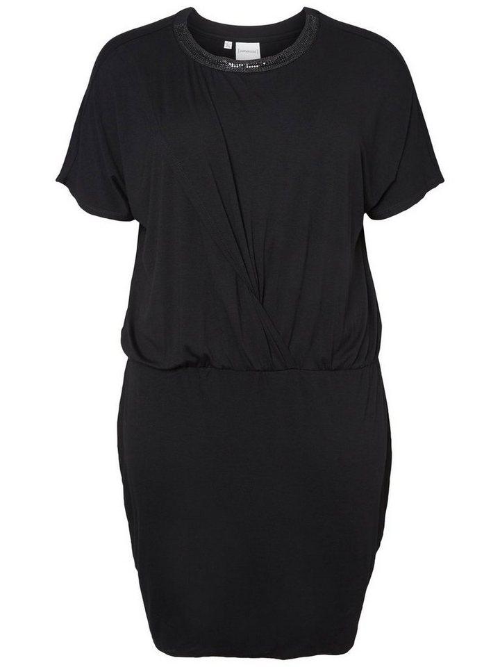 Junarose Korte jurk zwart
