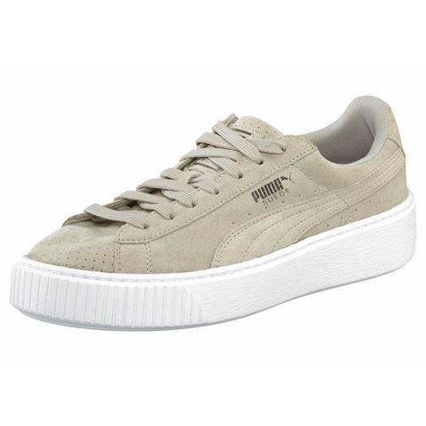 Puma NU 15% KORTING: PUMA sneakers Suede Platform Perf