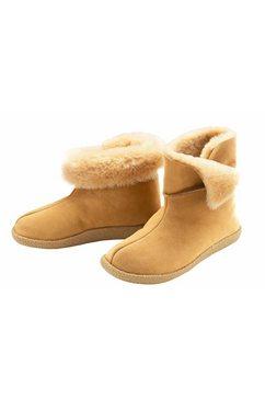 huisschoenen beige
