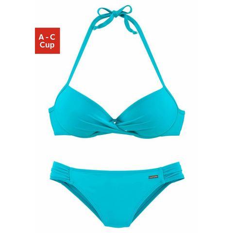 NU 21% KORTING: Push-up-bikini (2-delig), LASCANA