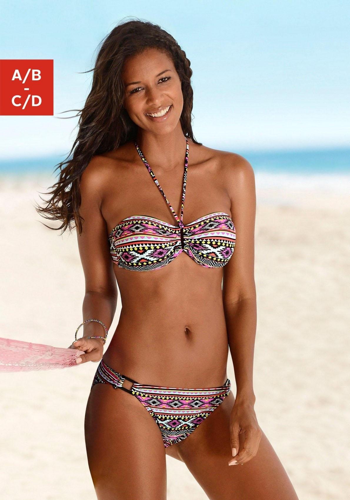 LASCANA Bandeaubikini (2-delig) bij OTTO online kopen