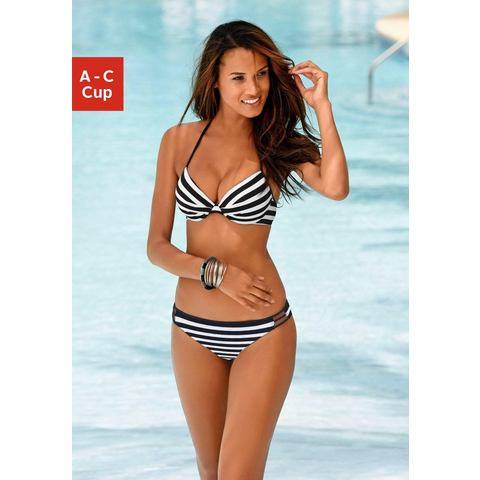 NU 21% KORTING: JETTE push-up-bikini (2-delig)