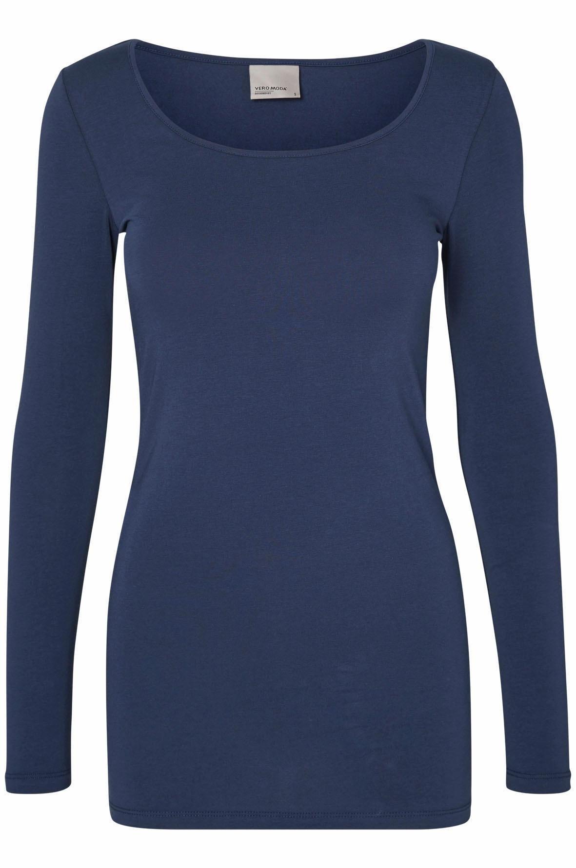 Op zoek naar een VERO MODA shirt met lange mouwen »MAXI«? Koop online bij OTTO
