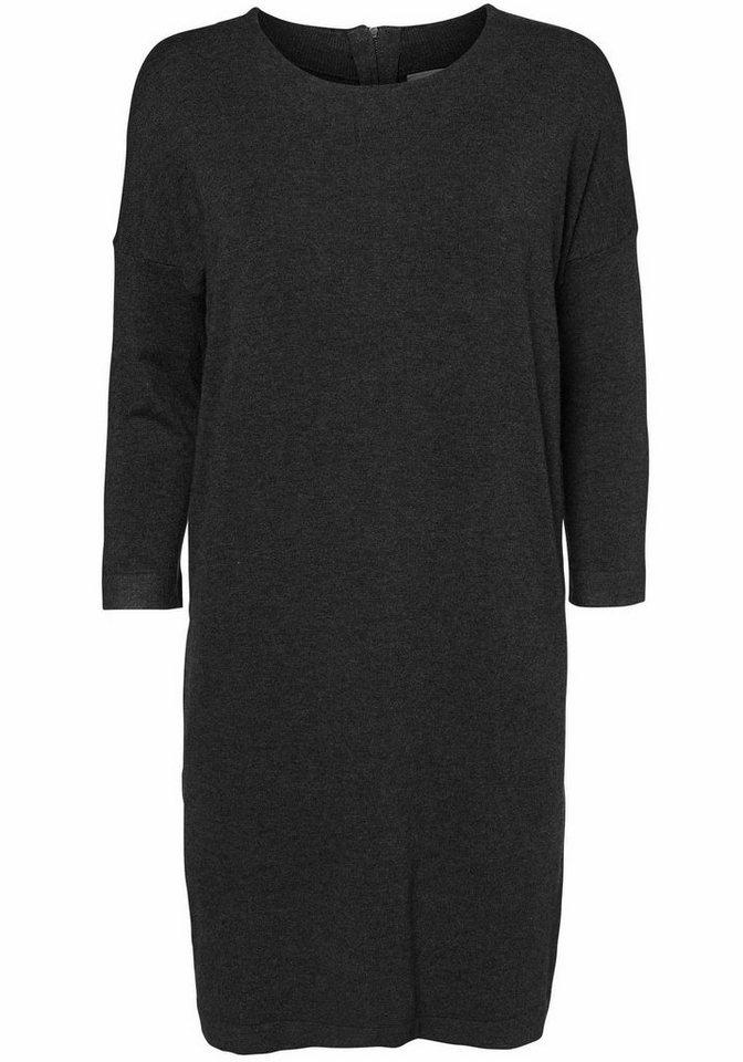 Vero Moda tricotjurk GLORY VIPE AURA grijs
