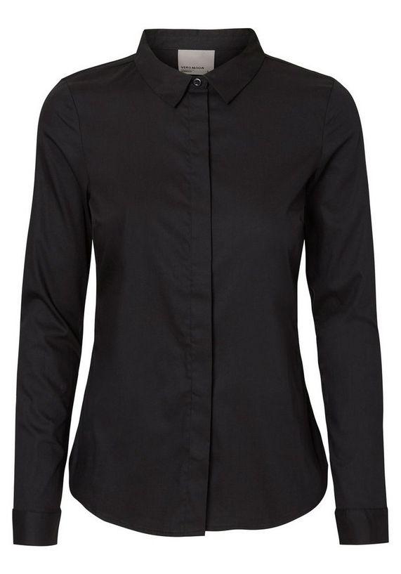 Vero Moda Klassieke Overhemd met lange mouwen
