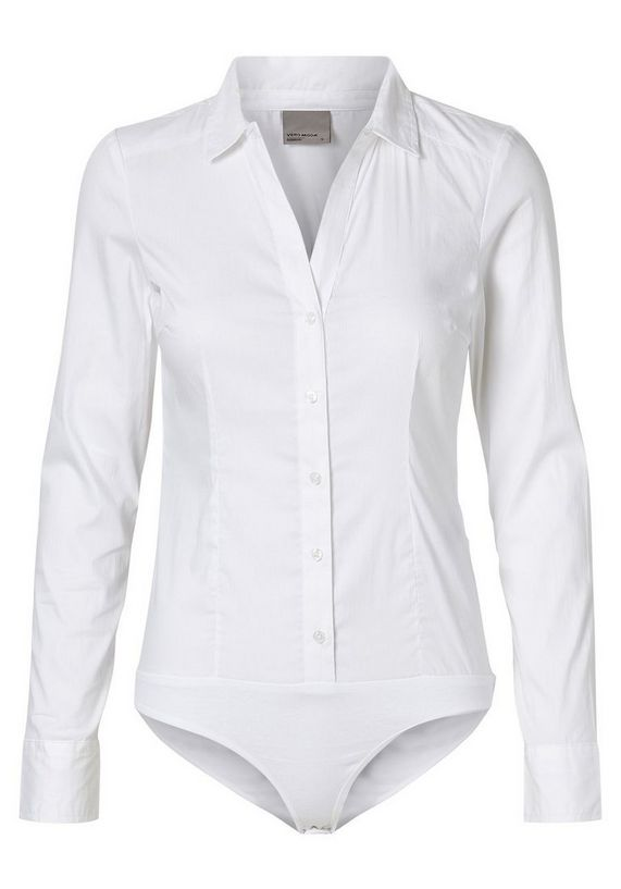 Vero Moda Klassieke Overhemd