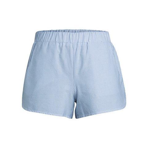 Pieces Casual gestreepte Shorts