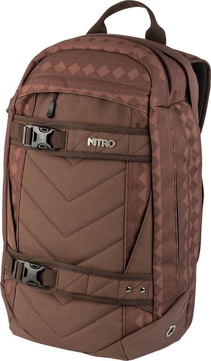 Nitro rugzak met laptopvak, »Aerial Northern Patch« veilig op otto.nl kopen
