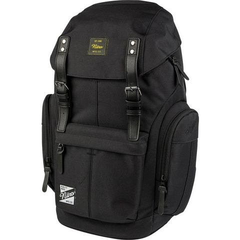 Nitro rugzak met laptopvak, Daypacker True Black