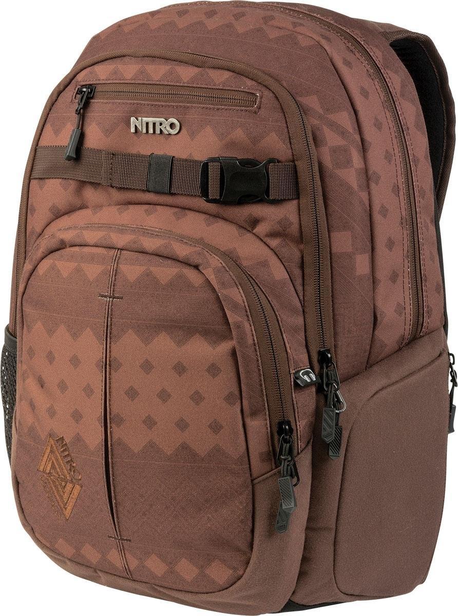Nitro schoolrugzak, »Chase Northern Patch« voordelig en veilig online kopen