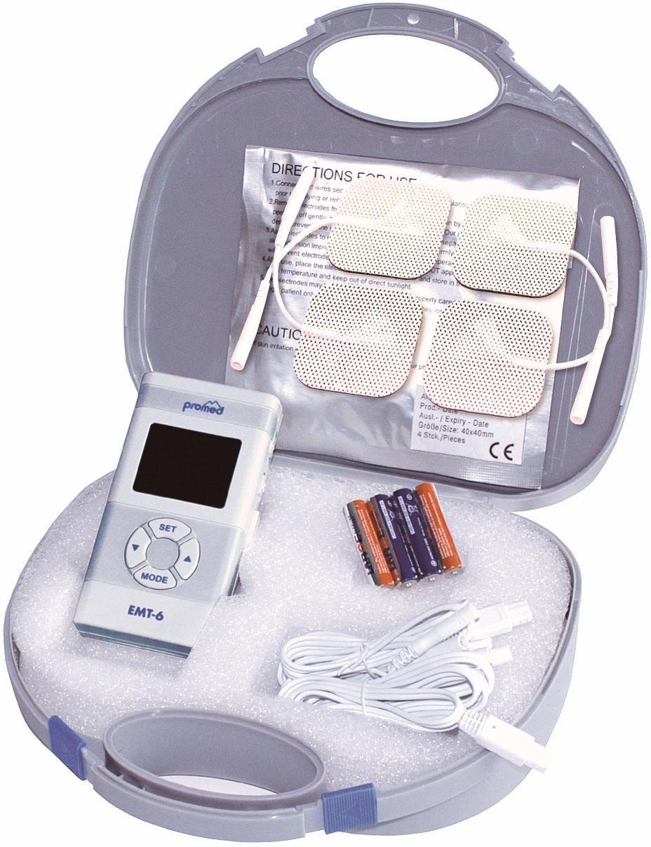 Op zoek naar een promed combi-apparaat pijntherapie & spierstimulatie (Tens & EMS) EMT 6 352420? Koop online bij OTTO
