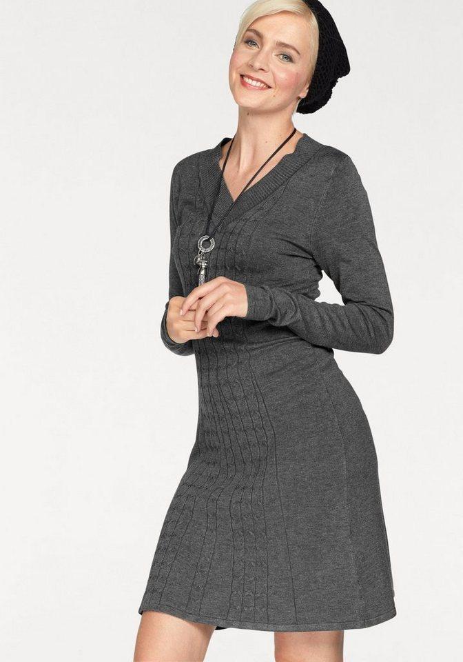 Boysen's tricotjurk grijs