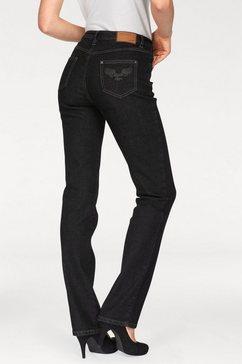 arizona jeans in 5-pocketsmodel blauw