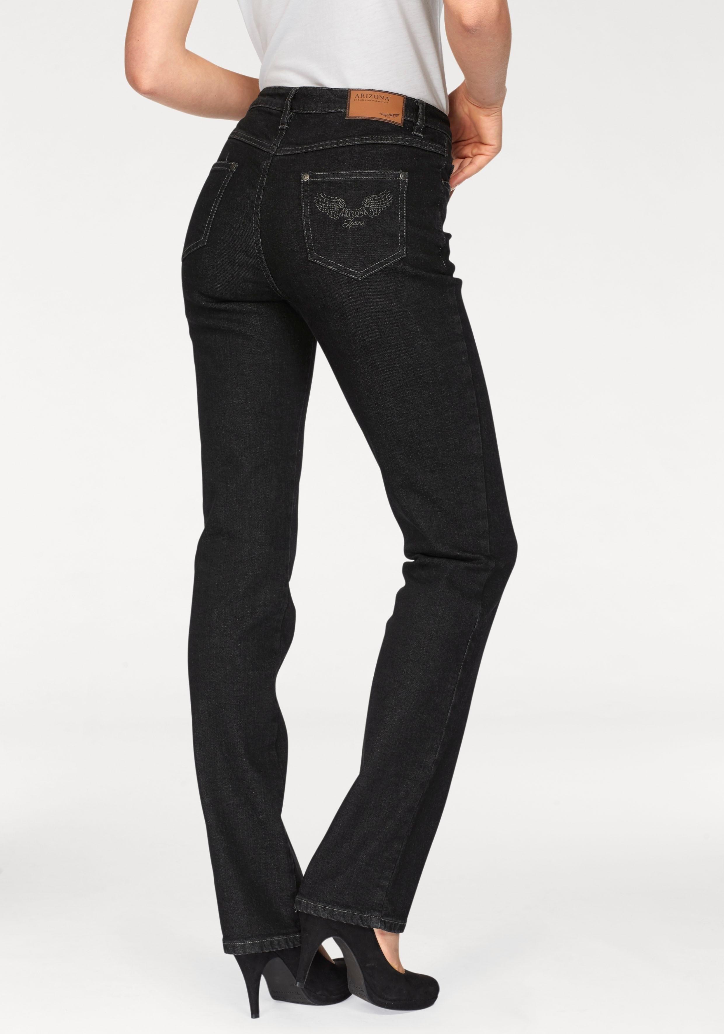 Arizona rechte jeans Comfort Fit High Waist online kopen op otto.nl